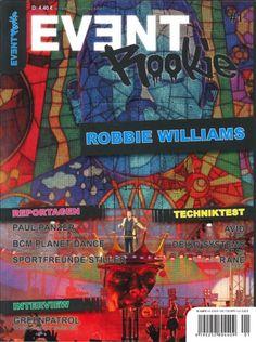 "Event Rookie 1/2014  ""Robbie Williams"""
