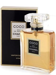 Fri Dec 07 2012 Coco Eau de Parfum from Chanel. #perfume #fragrance