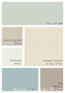 Exterior- Trim  How to Choose Interior Paint Colors for Your Home