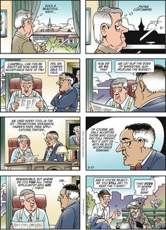Cynicism for the day. Doonesbury 5/17/2015