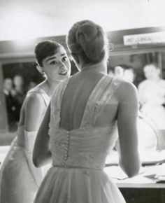 Audrey and co.