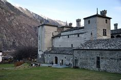 Castello di Issogne - Valle d'Aosta - Italia