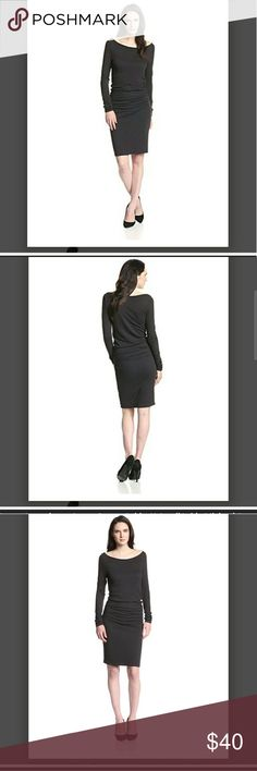 PRICE ⬇Michael Stars Double Face Jersey Dress Michael Stars Women's Double Face Stripe Jersey Longsleeve Scoop Dress, Oxide, X-SmallOxide Michael Stars Plenty By Tracy Reese Dress DS30 This website description has retail of $148  Michael Stars Women's Double Face Stripe Jersey Longsleeve Scoop Dress, Oxide, X-Small. A new Wear to Work Michael Stars Women's Double Face Stripe Jersey Longsleeve Scoop Dress, Oxide, X-Small.  This dress has a subtle tonal stripe detail and shirring on the sides…