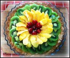 Risultati immagini per torta di frutta per 20 persone