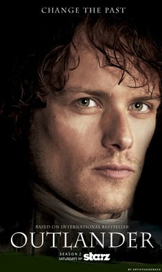 Outlander Season 2 Poster: Jamie (Fan-made)""