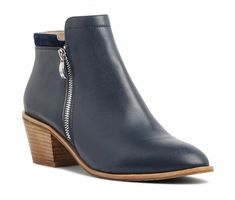 Buy Blue ankle boot - Merchant 1948