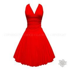 9ed633b0440 Details about Marilyn Monroe 50s 60s Style Vintage Retro TEA Dress  Rockabilly Party Dresses