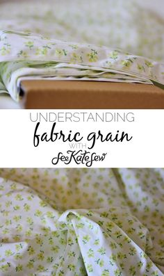 This was originally posted at Sew Sweetness about a month ago. My first version of this post was super confusing. So I hope this one makes more sense! Fabric grain used to be one of my least favorite things. It meant preparing fabric before getting to the fun part of sewing it up. As I have …