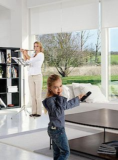 Shades+Shutters+Blinds+-+Motorized+Roller+Shades