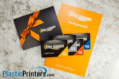 Beautifully branded #giftcards and #giftcardbackers