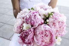 #wedding #peonies #bouquet