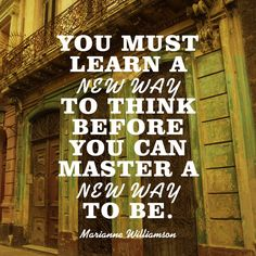Quote About Being Yourself - Marianne Williamson Quote