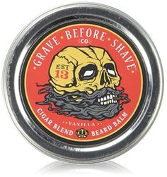 Grave Before Shave Cigar Blend Balm Review
