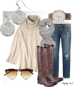 """""""Neutrals"""" by taytay-268 on Polyvore"""