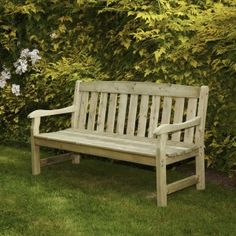 Devon Tiverton 3 Seater Bench 9371005