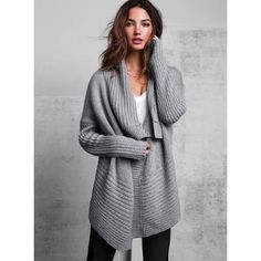 Victoria's Secret NEW! One-button Cardigan Sweater