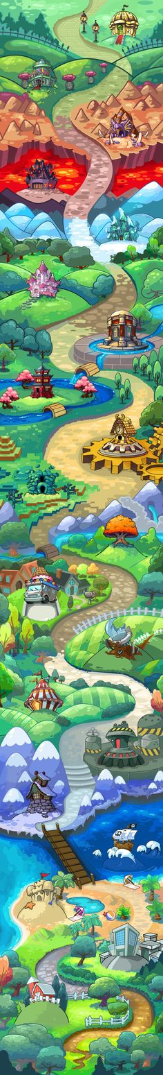 mobile game backgrounds Read more on mobile app development from our blog.