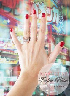 Azzed à testé le vernis semi permanent PERFECT POLISH chez Manucurist ... résultat .. Parfait ! Bref, 7 jours, mais pas une égratignure, zéro accroc, RIEN. Voir l'article : http://www.azzed.net/2012/11/perfect-polish-manucurist Découvrez les Perfect Polish MANUCURIST sur le site d'American Nails : http://www.1manucure.com/259-vernis-semi-permanent-nailic