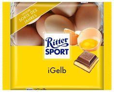 RITTER SPORT Fake Schokolade iGelb