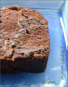 Le Cake très très chocolat de Pierre Hermé - Miamm... Maman Cuisine ! http://miammamancuisine.over-blog.com/article-21969177.html