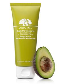 Drink Up Intensive OVERNIGHT MASK to quench skin's thirst