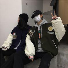 Korean Girl Fashion, Ulzzang Fashion, Korean Street Fashion, Tomboy Fashion, Fashion Killa, Streetwear Fashion, Ulzzang Style, Stylish Outfits, Boy Outfits
