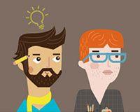 Infographic: Professional web designers vs. amateur users | Webdesigner Depot