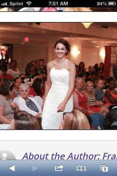 Bridal hair and makeup!!! Dress from Bliss Bridal in CT