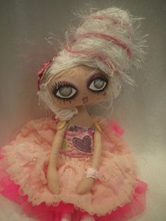 Opaline by Lesley Jane Dolls