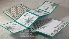 12th Day Of Christmas 2016 - Ferrero Rocher Stacked Gift Box Tutorial - YouTube