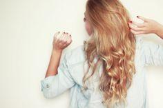 Strawberry blonde hair ❤