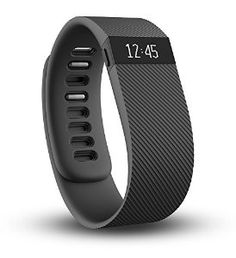 Fitbit Charge Wireless Activity Wristband, Black, Large -   - http://sportschasing.com/sports-outdoors/fitbit-charge-wireless-activity-wristband-black-large-com/