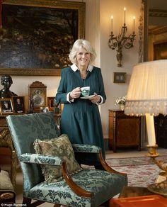 dailymail:  The Daily Mail has conducted an interview with the Duchess of Cornwall, May 2017 (photo by Hugo Burnand)