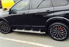 This customer chose our 'Suburban' side steps for his Chevrolet Captiva. They look really good and make the car look a little more unique. With many other styles available we are sure to have a set you like - #4x4 #Direct4x4 #Chevrolet #Chevy #Captiva #SideSteps #RunningBoards #Suburban #HappyCustomers #GreatFeedback