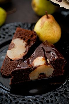 Chocolate Cake - Almond I used Google translate to view in English.