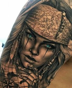 "Today we bring to you Hot Tattoos for Summer "". Tattoos are images made in the skin with ink and a needle, to decorate the skin. Rose Tattoos, Leg Tattoos, Body Art Tattoos, Tatoos, Ankle Tattoo, Girl Forearm Tattoos, Insane Tattoos, Thigh Tattoo Men, Tattoo Arm"