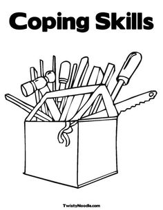 The importance of teaching Coping Skills to children, as well as adults