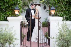 El Chorro Wedding : Kristen + Adam #ArizonaWedding
