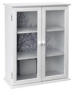 Vitriini BADSTED 2 ovea valkoinen | JYSK 54,99€