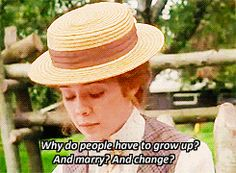 Anne of Green Gables - Movie marathon with mom  #Childhood memories