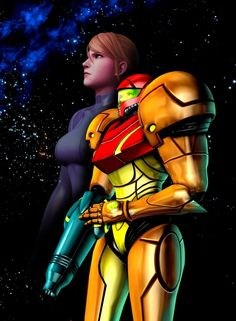 View an image titled 'Samus Art' in our Metroid: Other M art gallery featuring official character designs, concept art, and promo pictures. Samus Aran, Metroid Samus, Metroid Prime, Video Game Characters, Female Characters, Iconic Characters, Metroid Other M, Mega Man, 30th Anniversary