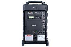 AmpliVox Portable Sound Systems Now Stream Music Wirelessly Via Bluetooth