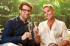 """Die Moderatoren Sonja Zietlow und Daniel Hartwich führen auch durch die zehnte Staffel von """"Ich bin ein Star - Holt mich hier raus""""."""