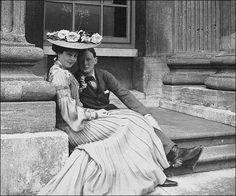 Consuelo Vanderbilt and Winston. She was one of the most famous heiresses in U. She is pictured here with a young Winston Churchill in He was one of her favorite cousins from her first marriage to Charles Spencer-Churchill, Duke of Marlborough. Winston Churchill, Old Photos, Vintage Photos, Vintage Photographs, The Heir, Rodney Smith, Charles Spencer, Blenheim Palace, Rare Pictures
