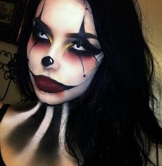 Mon maquillage pour Halloween 🎃