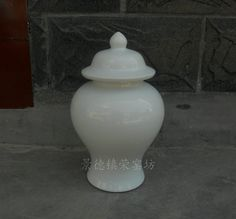 Cheap jar manufacturer, Buy Quality jar honey directly from China jar cork Suppliers: 									Ceramic White Ginger Jars											Description: 							White Ginger Jar,  high temperature fire
