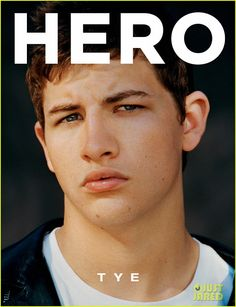 Tye Sheridan on 'Hero' Magazine Cover Story