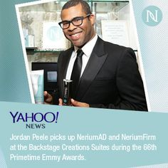 #Nerium is featured in #YahooNews. More stars like Jordan Peele are spreading the word!
