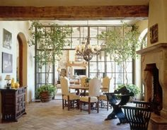 Large ficus trees + large windows abode i-like-this