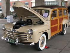 "1947 Ford ""Woody"" Station Wagon"